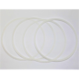 Set of 4 Sleeve Gaskets 93.5mm