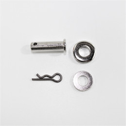 Pallas Door Pull Axle Kit