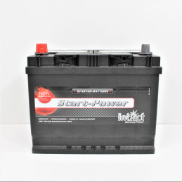 Battery 12V / 70A Filled