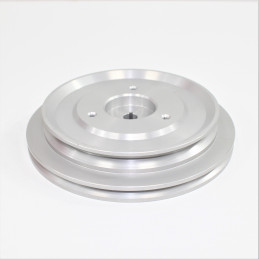 Aluminium Pulley HP Pump SM