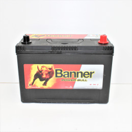 Battery 12V / 100A Filled SM