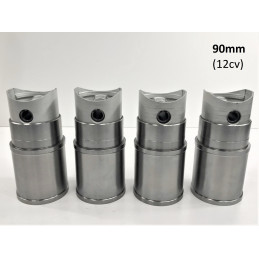 Set of Pistons & Sleeves 90mm