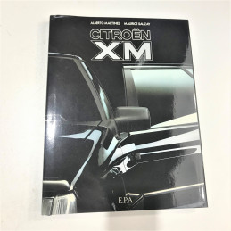 Book Citroën XM (in French)