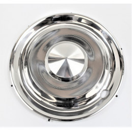 Stainless Steel Wheel Cover...
