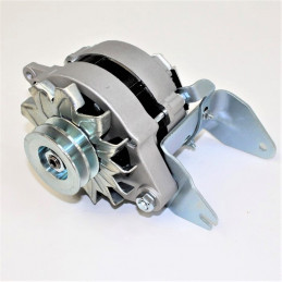 Alternator with Integrated...
